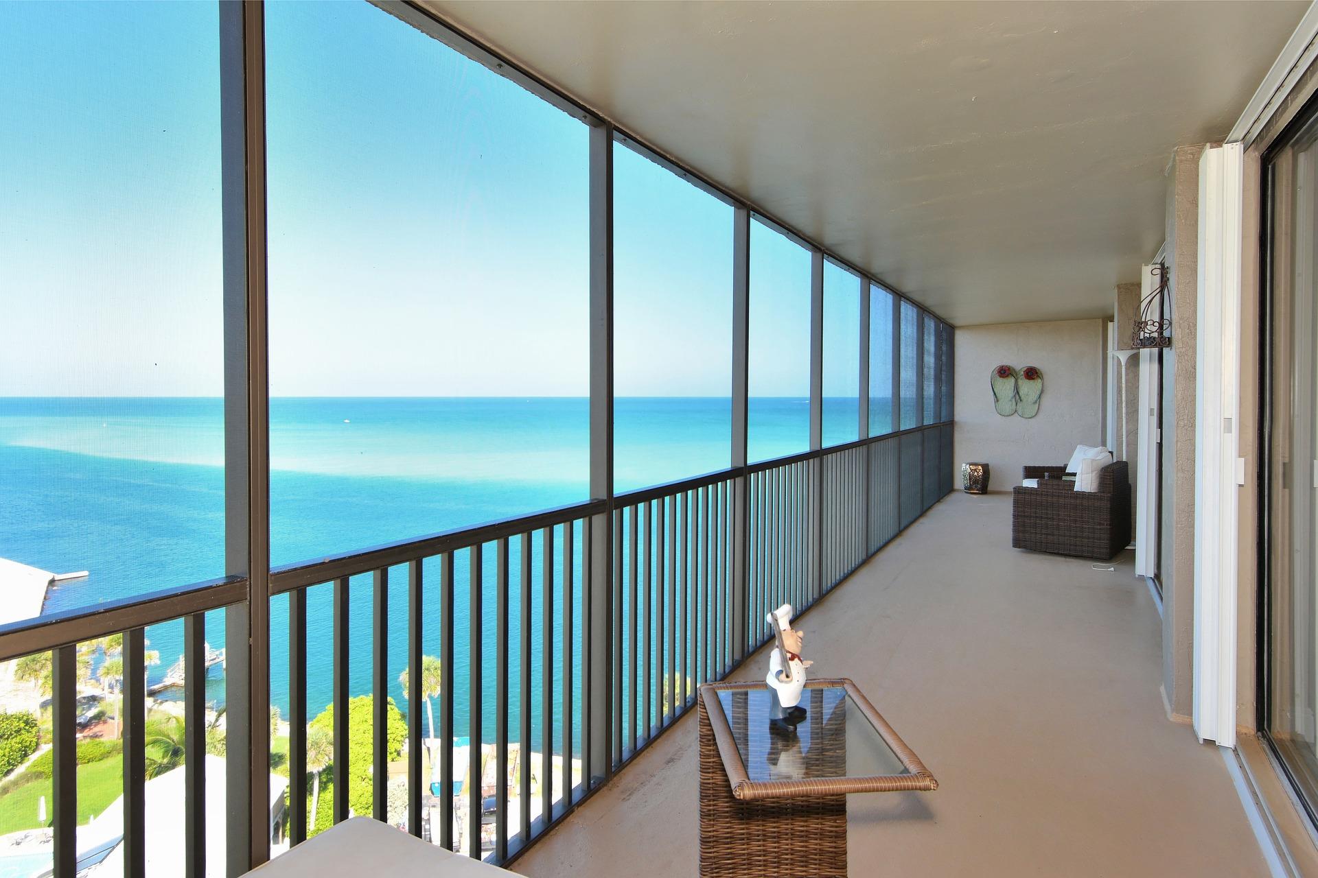 Balcony Ceiling Mount Occupancy Sensor